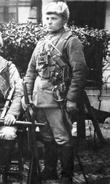 White Russians of the Asano Brigade